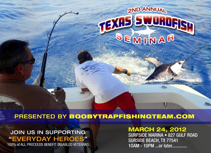 Boobytrap Boobytrap Texas Swordfish Seminar Holden Roofing