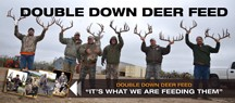 DEER PROTEIN FROM DOUBLE DOWN