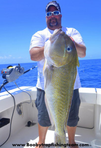 How to catch monster tilefish
