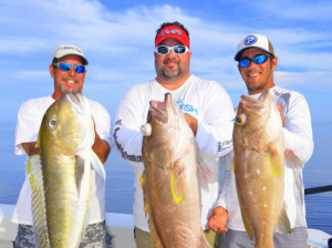 Mike Parsons lands record Tilefish in Texas