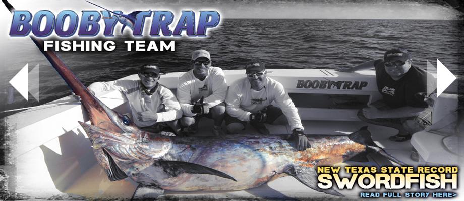 World Record Daytime Swordfishing in Texas
