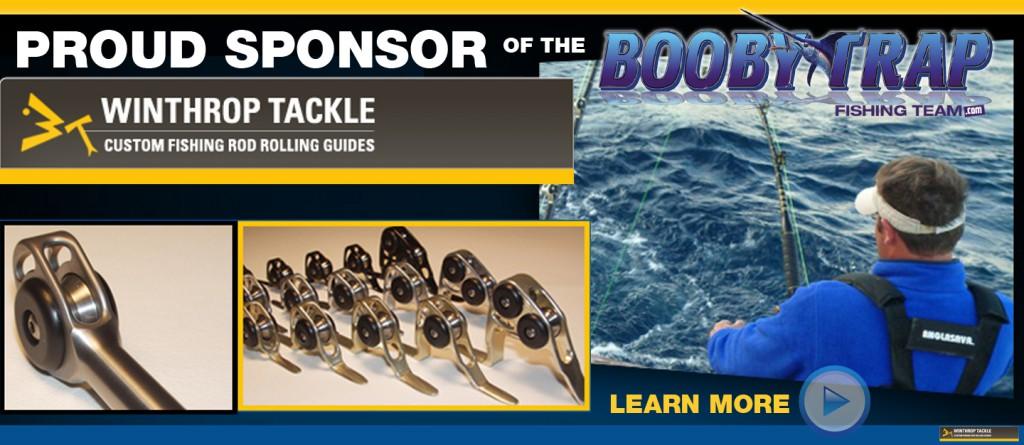 Winthrop Tackle - Custom Fishing Rod Guides
