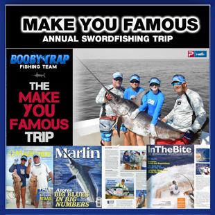 booby trap fishing team daytime swordfishing charters - daytime swordfishing techniques