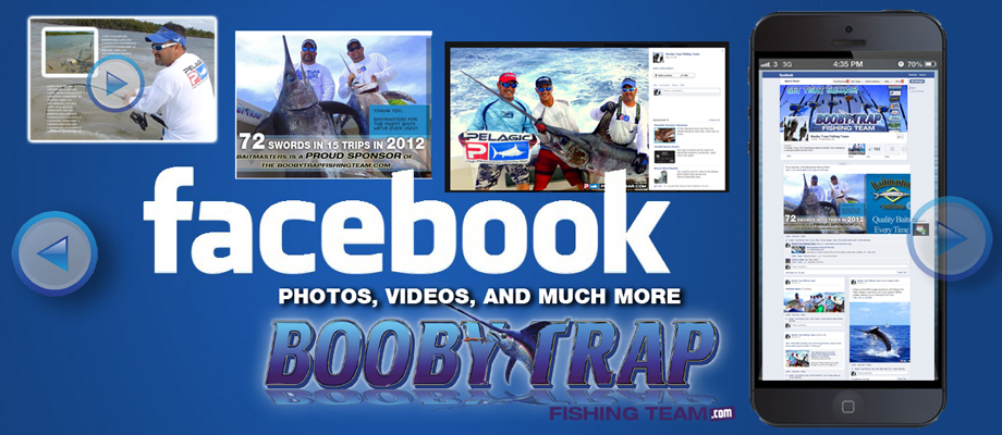 Daytime Swordfishing Facebook Page