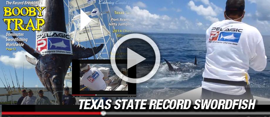 Swordfishing Records - Press - Sportfishing News