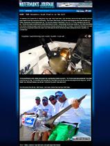 waterman journal swordfishing