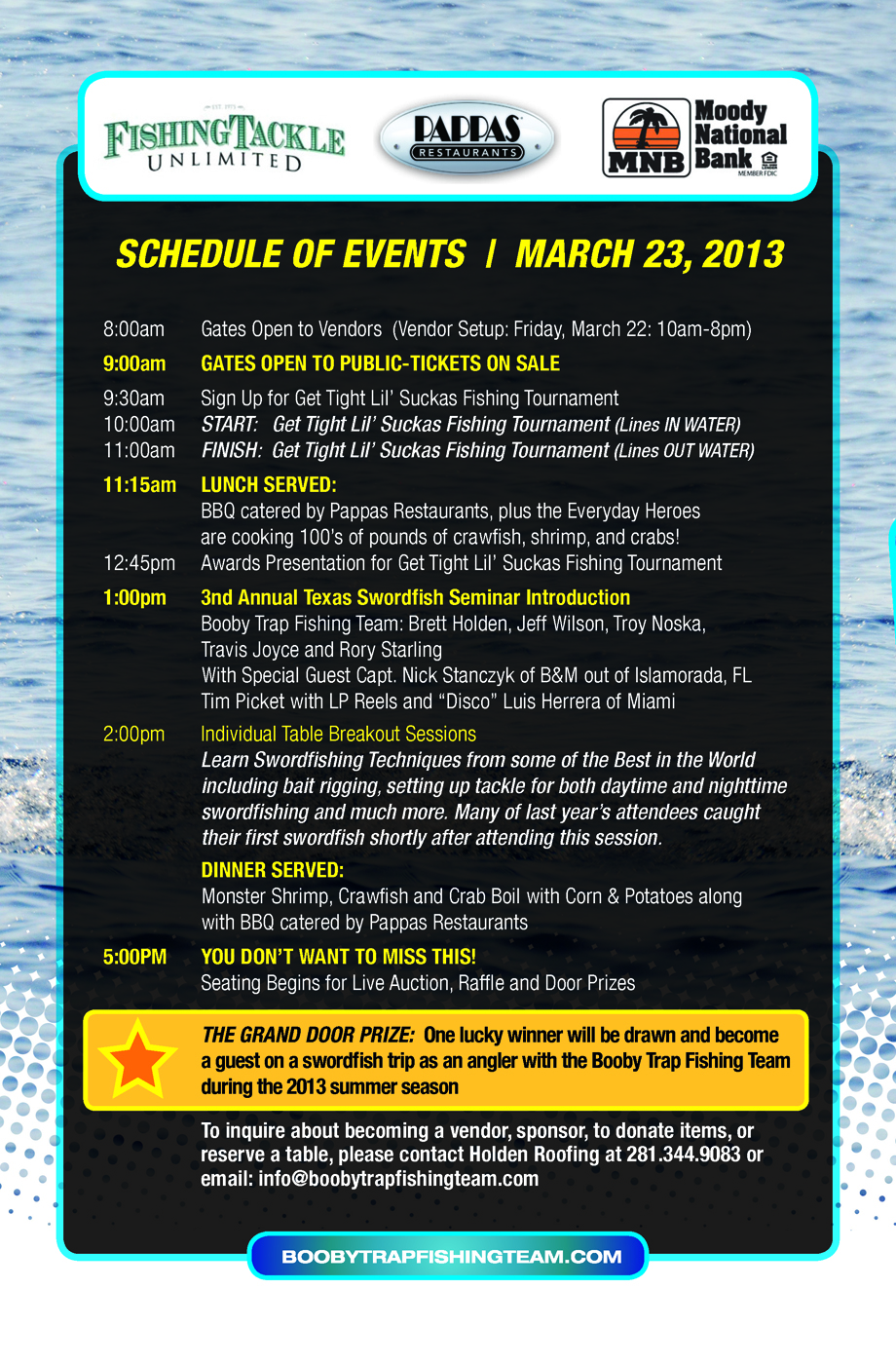 Seminar-2013EventSchedule-MARCH-23