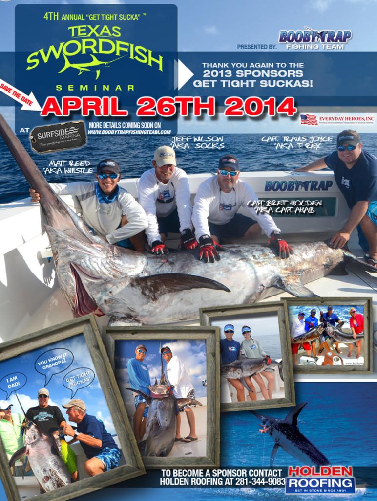 2014 Texas Swordfish Seminar