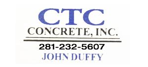 CTC CONCRETE